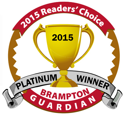 Prouse, Dash & Crouch, LLP wins Brampton Guardian Readers' Choice Platinum Award