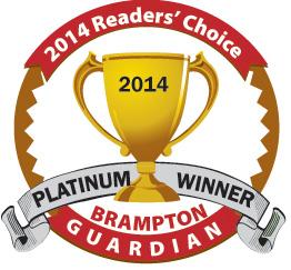 2014 Readers Choice - Platinum